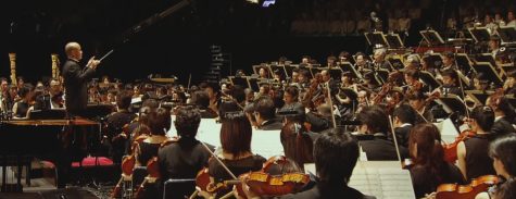 Mr. Joe Hisaishi, conducting