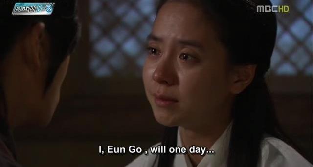 gye baek drama ending a relationship