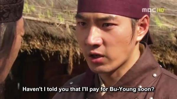 Why I prefer Ye Soya and Buyoung over Soseono, Eun Go over