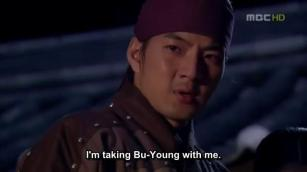 15. Jumong takes away Buyoung..