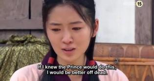 26. Of course Buyoung would rather sacrifice herself. _1