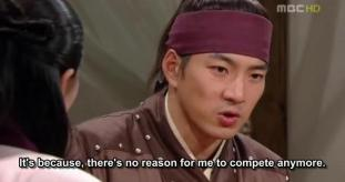 30. Jumong ever nice to Buyoung.