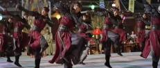 sword dance in A Frozen Flower