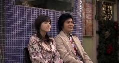 Jiwoo and her very lovable boyfriend.