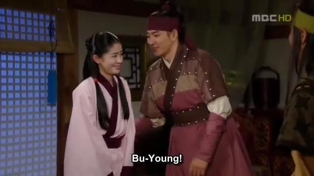 Jumong happy to get Buyoung