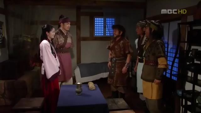 Jumong makes everyone happy