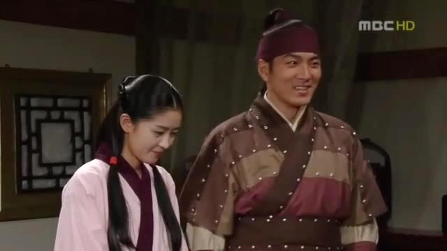 jumong presents buyoung to the three