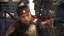 Mr. Ji Jin Hee as General Lee Sung Gye in The Great Seer