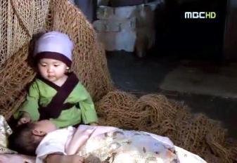Bidam _ Deokman _ met as babies _ep25