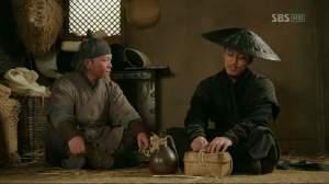 Lee Bang-ji Sonsaengnim and Ddolbok