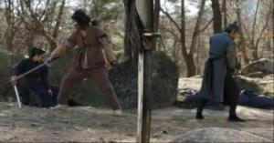 Moohyul defeats Yeon Pyung and meets Kareupeyi