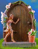 fairy at door