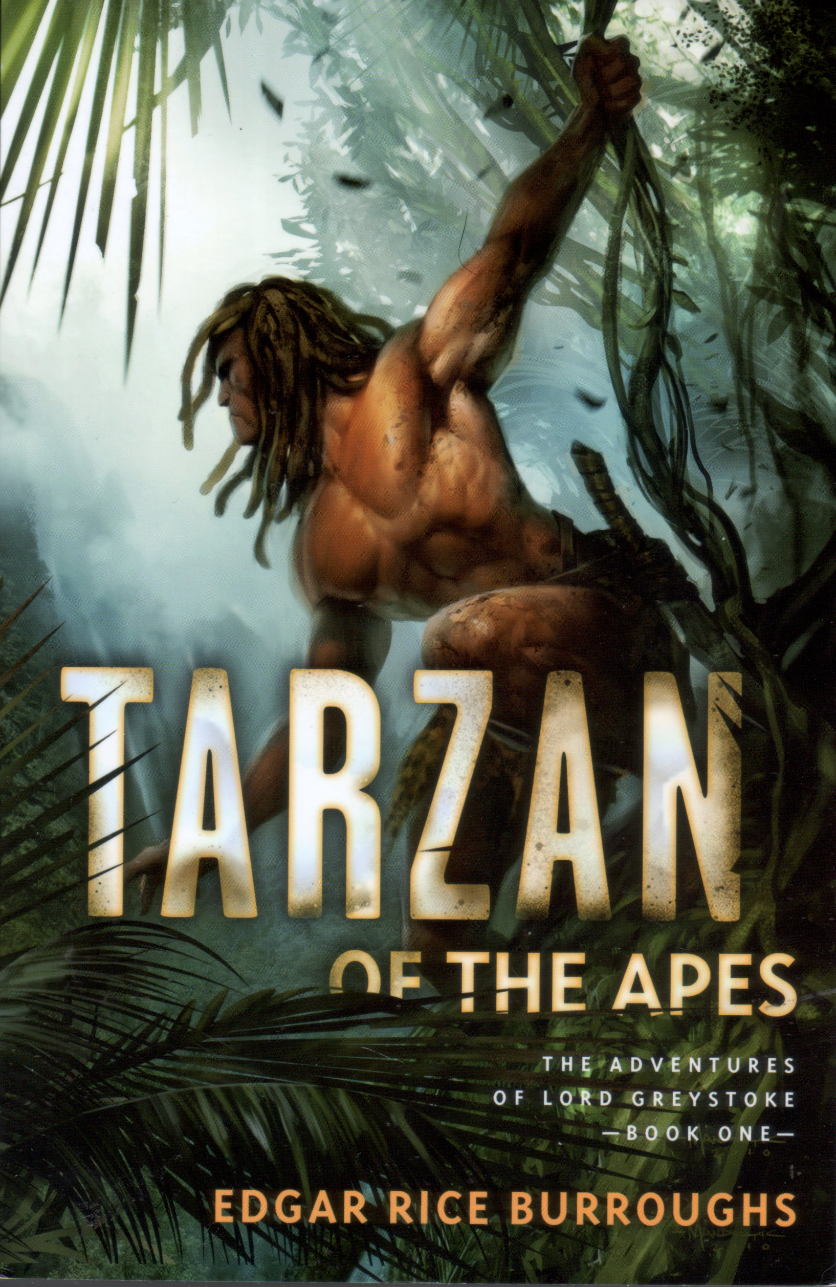 tarzan of the apes Sister projects: wikipedia article, commons gallery, commons category, data item tarzan of the apes is the first in a series of over twenty books about the title character tarzan.