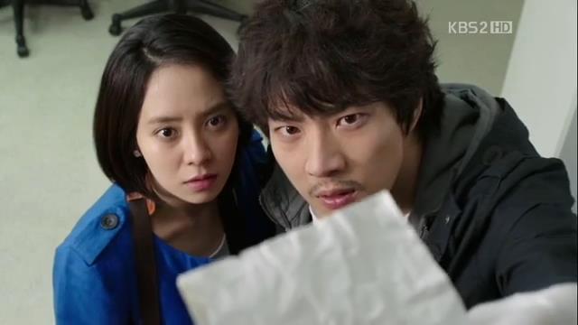 Jo Min-joo & Park Sae-hyuk