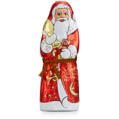 santa claus chocolate