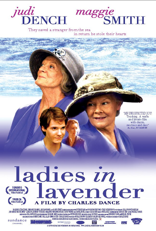 Ursula Janet Andrea _Ladies in Lavender
