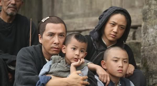 Donnie Yen Kids