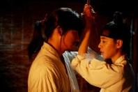 Portrait_of_a_Beauty _fireflies Yunbok & Kangmu