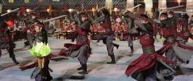 sword dance, A Frozen Flower