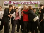 Yankumi's class at play _Gokusen 1