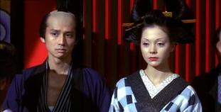 7 .  Seiji & Kiyoha mourn a friend