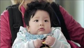 baby Gooki visits uncle Chang Min _ep 19c
