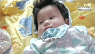 baby Gooki visits uncle Chang Min _ep 19p