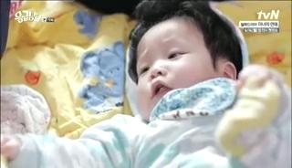 baby Gooki visits uncle Chang Min _ep 19q