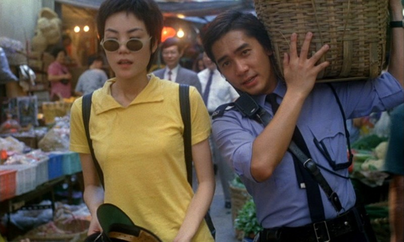 Chungking Express _ excuse to see him
