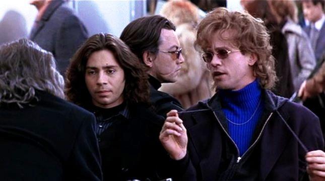 Val Kilmer _The Saint (1997) _disguise