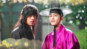 Gul-oh & Yeorim, best friends _Sungkyunkwan Scandal