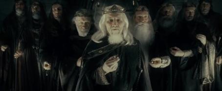 nine rings for the kings of men
