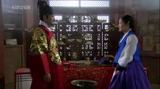 Sungkyunkwan Scandal _ep20 _King Yi San & Kim Yoon Hee