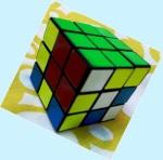 Rubik's cube 1 _green
