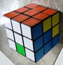 Rubik's cube 2 _red