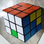 Rubik's cube 2 _red