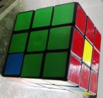 Rubik's cube 3 _nearly
