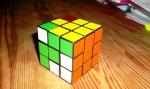 Rubuik's cube 5 _orange