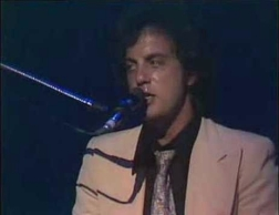 Billy Joel _singing Just the Way You Are