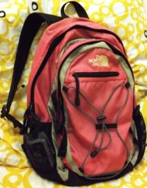 my pretty backpack
